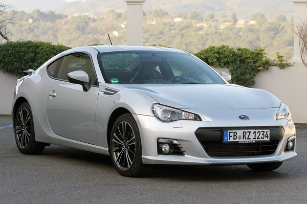 Subaru BRZ